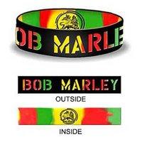 Bob Marley rekbare armband