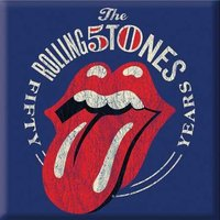 The Rolling Stones magneet - 50 years