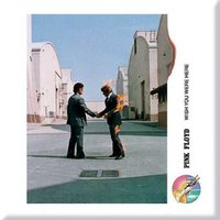 Pink Floyd magneet - Wish You Were Here