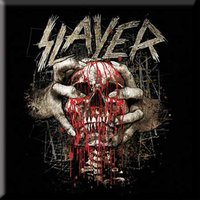 Slayer magneet - Skull