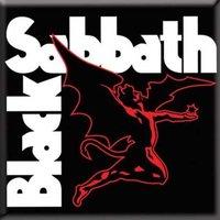 Black Sabbath magneet 'Daemon'