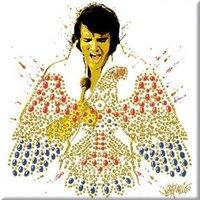 Elvis Presley magneet - American Eagle
