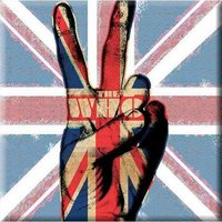 The Who magneet - Peace Fingers