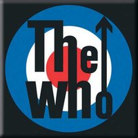 The Who magneet - Target