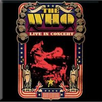 The Who magneet - Live in Concert