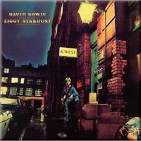 David Bowie magneet 'Ziggy Stardust'