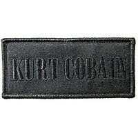 Kurt Cobain patch - Logo
