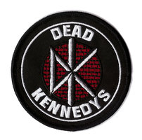 Dead Kennedys patch - Circle Logo
