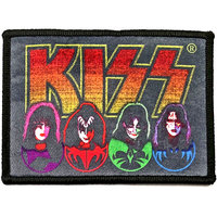 Kiss patch - Faces and Icons