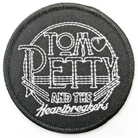 Tom Petty & The Heartbreakers patch - Logo