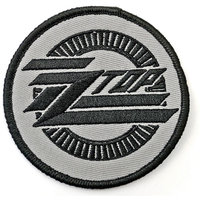 ZZ Top patch - Logo
