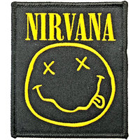 Nirvana patch - Smiley