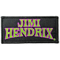 Jimi Hendrix patch - Arched Logo