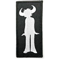 Jamiroquai patch - Icon Logo