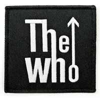 The Who patch - Arrow Logo