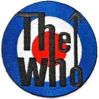 The Who patch - Target Logo