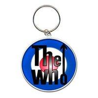 The Who sleutelhanger - Target Logo
