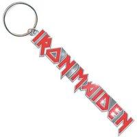 Iron Maiden sleutelhanger - Logo