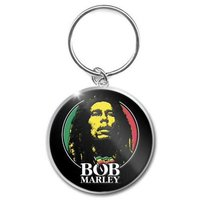 Bob Marley sleutelhanger - Logo
