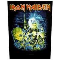Iron Maiden back patch 'Live after Death'