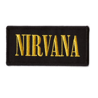 Nirvana patch - Logo