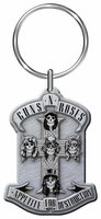 Guns N Roses sleutelhanger - Appetite for Destruction