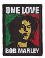 Bob Marley patch - One Love