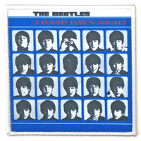 The Beatles patch 'A Hard Day's Night'