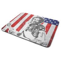 Jimi Hendrix muismat - Stars and Stripes