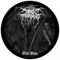 Darkthrone back patch - Old Star