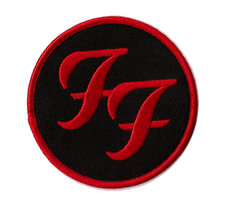 Foo Fighters patch - Logo
