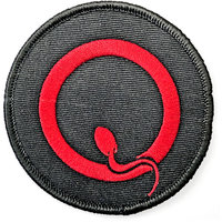 Queens Of The Stone Age patch - Q Logo