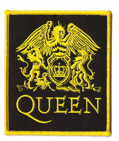 Queen patch - Classic Crest