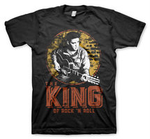 Elvis Presley T-Shirt - The King of Rock N Roll