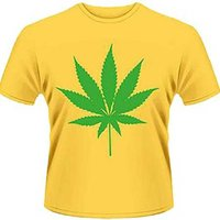 Cannabis blad T-Shirt