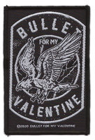 Bullet For My Valentine patch - Eagle