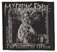 My Dying Bride patch - The Ghost of Orion