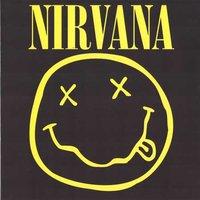 Nirvana wenskaart - Smiley Face