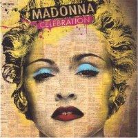 Madonna wenskaart - Celebration