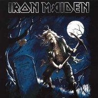 Iron Maiden wenskaart - Benjamin Breeg