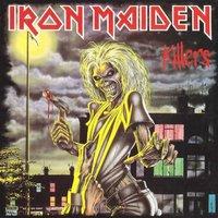 Iron Maiden wenskaart - Killers