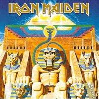 Iron Maiden wenskaart - Powerslave