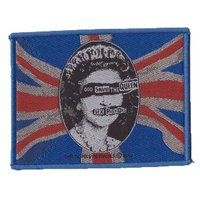 Sex Pistols patch 'God Save The Queen'
