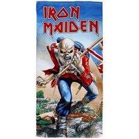 Iron Maiden strandlaken The Trooper