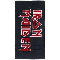 Iron Maiden strandlaken Logo