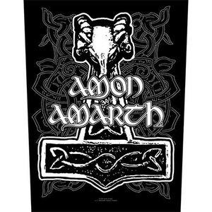 Amon Amarth back patch - Hammer