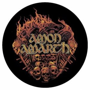 Amon Amarth backpatch - Battlefield
