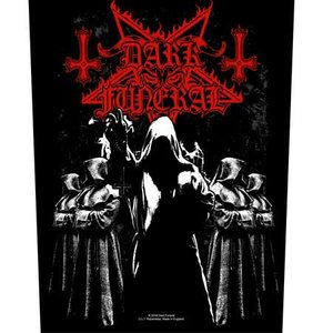 Dark Funeral back patch 'Shadow Monks'