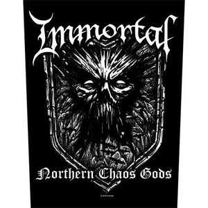 Immortal back patch 'Northern Chaos Gods'