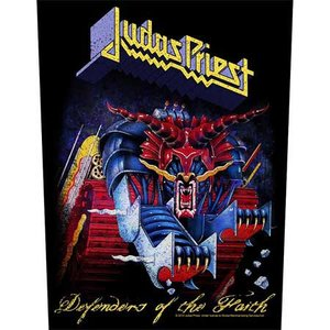 Judas Priest back patch - Defenders Of The Faith
